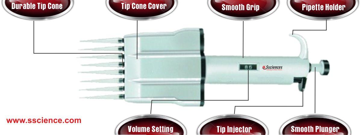 Multichannel micropipette Manufacturers, Pipette Manufacturers,
